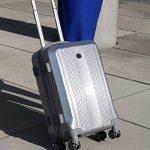 FERGÉ valise cabine CANNES - bagage de 20 pouces avec 4 roues 360° en ABS & PC (DURE-FLEX) rigide et léger de la marque FERGÉ image 6 produit