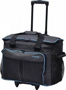 foolsGold Pro Machine à coudre rembourré épais sac voyage à roulettes valise de transport sur roues de la marque foolsGold image 0 produit