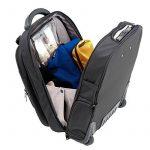GATE8 Cabin MATE 55x35x20 FlyBe Hand Luggage, Bagage cabine noir noir Cabin Sized de la marque Gate8 image 3 produit