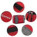 Gonex Kit de Sacs de Rangement Sacs à bagage sac de voyage Organisateur Valise Sac Cube à Emballer Vêtement Emballage Nylon Léger Durable de la marque Gonex image 4 produit