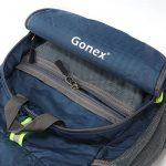 Gonex - Sac à dos pliable Sac sport pour ordinaire portable Sac imperméable unisexe- Pour camping, randonnée, voage, fitness Sac étanche de 35L de la marque Genox image 5 produit