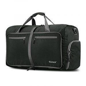 Gonex Sac de Voyage Sac imperméable pliant sac pliable Sac de spor 60L Pour camping, randonnée, voyage de la marque Gonex image 0 produit