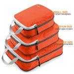 Gonex Sacs de Rangement Valises Organisateurs Bagages Système de Cube Voyage Pochette Extensible Lot de 3 pièces de la marque Gonex image 4 produit