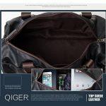 Grand sac de sport Voyage PU Hommes Sac à main pour voyage de la marque MINGCHEN image 3 produit