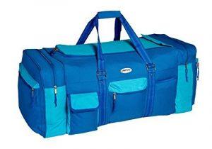 Grand sac de tennis sac de sport Sac de Voyage XXL avec environ 130 litres de capacité … de la marque Campito image 0 produit