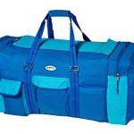 Grand sac de tennis sac de sport Sac de Voyage XXL avec environ 130 litres de capacité … de la marque Campito image 1 produit