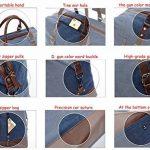 Grand sac weekend femme ; trouver les meilleurs produits TOP 2 image 6 produit
