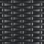 Grande table pliante de pique-nique noire, table 180cm pliante format valise, table de camping de la marque interougehome image 3 produit