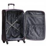 Grande valise 4 roues, comment choisir les meilleurs modèles TOP 5 image 3 produit