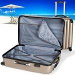 Grande valise cabine ; faites des affaires TOP 12 image 5 produit