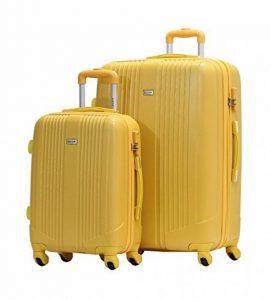 Grande valise rigide 4 roues ; faites une affaire TOP 8 image 0 produit