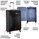 Grande valise solide, top 12 TOP 10 image 2 produit