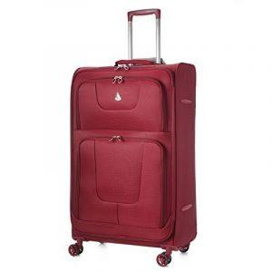 Grande valise souple 4 roues - top 14 TOP 2 image 0 produit