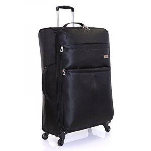 Grande valise souple 4 roues - top 14 TOP 3 image 0 produit