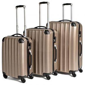 Grandes valises rigides - comment trouver les meilleurs en france TOP 7 image 0 produit