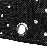 Hangerworld Housse de Protection Noire à Pois pour Robe 150cm x 61cm de la marque Hangerworld image 6 produit