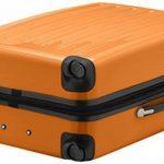 HAUPTSTADTKOFFER - Alex - Valise à coque dure Orange Brillant, TSA, 75 cm, 119 litres de la marque Hauptstadtkoffer image 3 produit