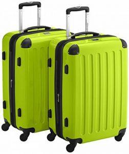 HAUPTSTADTKOFFER Sets de bagages, 65 cm, 148 L, Vert de la marque Hauptstadtkoffer image 0 produit
