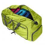 Homdox 85L Duffel Sac de Voyage, sac polochon Léger pliable, Vert clair de la marque Homdox image 6 produit
