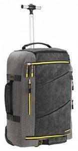 I AM MAX Bagage à roulettes Manhattan 55x40x20 avec bretelles pliables de la marque Cabin Max image 0 produit