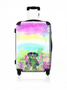 Ikase Lulu Exotic Valise, 61 cm, 53 L, Multicolore de la marque IKASE image 0 produit