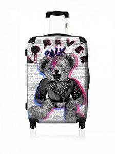 Ikase Lulu Rock Valise, 61 cm, 53 L, Multicolore de la marque IKASE image 0 produit