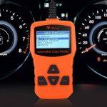 isYoung OBD2 Lecteur de Code Défaut Véhicule Diagnostic 10 Modes pour Voiture Testeur Moteur Scanner of Car pour AUDI/VW/SKODA/BENZ/BMW/PORSCHE/GM & Autre Voiture/SUV/Véhicule léger après 1996 de la marque isYoung image 5 produit