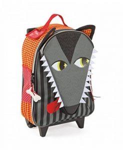 Janod - Valise à roulette enfant - Animal au choix de la marque Janod image 0 produit