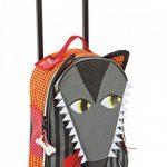Janod - Valise à roulette enfant - Animal au choix de la marque Janod image 2 produit