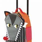 Janod - Valise à roulette enfant - Animal au choix de la marque Janod image 3 produit