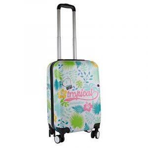 JET LAG VALISE TROPICALE Bagage Cabine, 60 cm, Tropical de la marque JET LAG image 0 produit