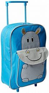 Karabar Faune Trolley Sac Enfants (Bleu Hippo) de la marque Karabars image 0 produit