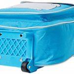 Karabar Faune Trolley Sac Enfants (Bleu Hippo) de la marque Karabars image 3 produit