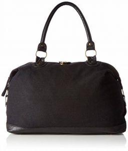 Karabar Toile pendant une nuit sac de femmes (Noir) de la marque Karabars image 0 produit