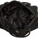 Karabar Toile pendant une nuit sac de femmes (Noir) de la marque Karabars image 4 produit