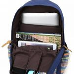 Keshi Toile Nouveau style Sac à dos multi-fonction - Voyages, scolaire, loisirs de la marque Keshi image 6 produit