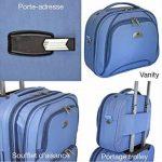 KINSTON - Valise cabine + Vanity case - Valise cabine + Vanity case de la marque KINSTON image 1 produit