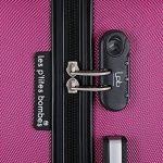 Les petites bombes Valise rigide Angel 66cm de la marque Les P'tites Bombes image 4 produit