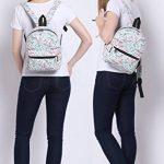 Lily & Drew Mini Sac à Dos Enfant / Sac de Voyage en Toile Leger de la marque Lily & Drew image 1 produit