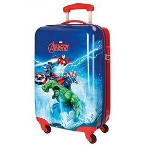 Los Vengadores Ice Bagage enfant, 55 cm, 33 liters, Multicolore (Multicolor) de la marque Los Vengadores image 0 produit