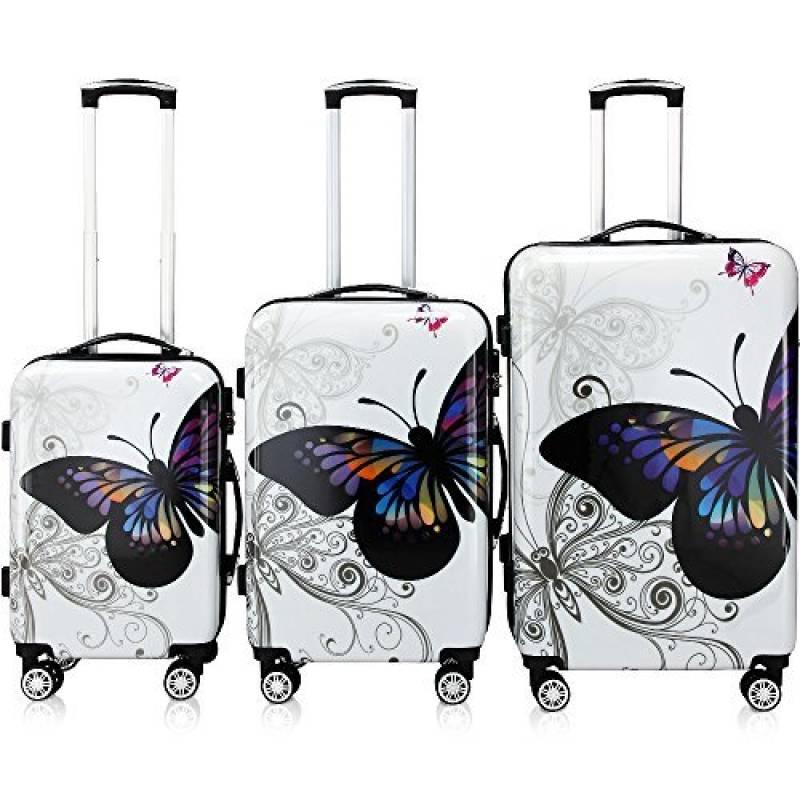 ramasser dc4fe e401f Set de valises rigides polycarbonate : choisir les meilleurs ...