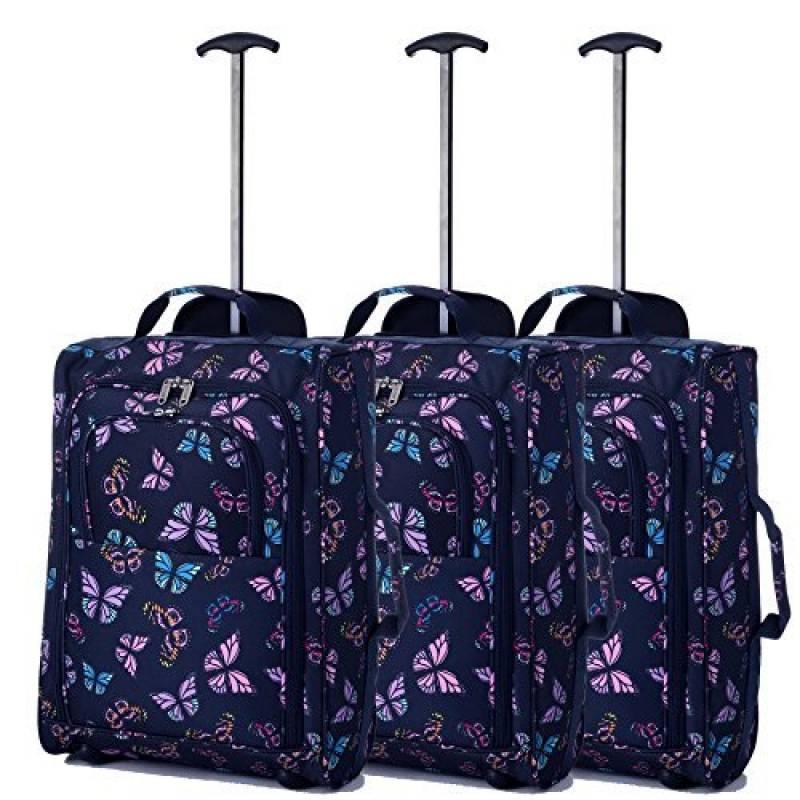 TSA bagages serrures violet TSA Approuv/é Voyage Combinaison bagages Verrouille pour Suitcases-4/Lot