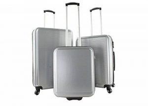 Lot de 3 valises rigides ; choisir les meilleurs produits TOP 10 image 0 produit