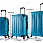 Lot de 3 valises rigides ; choisir les meilleurs produits TOP 14 image 5 produit