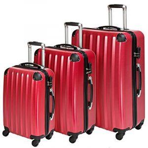 Lot de 3 valises rigides ; choisir les meilleurs produits TOP 6 image 0 produit