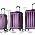 Lot de 3 valises rigides ; choisir les meilleurs produits TOP 7 image 4 produit