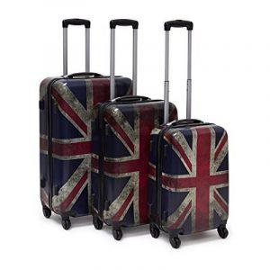 Lot de 3 valises rigides ; choisir les meilleurs produits TOP 8 image 0 produit