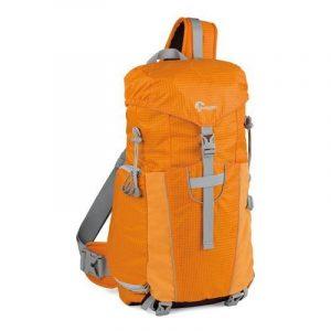 Lowepro Photo Sport Sling 100 AW Sac à dos en polyester pour appareil photo - Orange/- Gris de la marque Lowepro image 0 produit