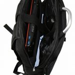 Luxburg® Design sac à dos pour ordinateur portable multifonctionnel pour l'école, le travail et les loisirs, jusqu'à 17 pouces, Motif: Chat sur guitare de la marque Luxburg® image 2 produit