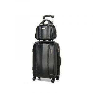 MADISSON - Ensemble la valise cabine et Vanity rigide en ABS/Polycarbonate Valises pas chers de la marque Madisson image 0 produit